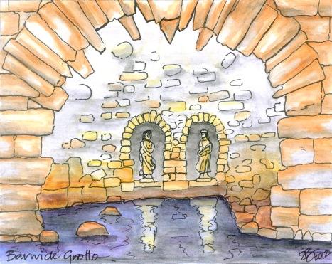 Barwick_Grotto_Watercolour
